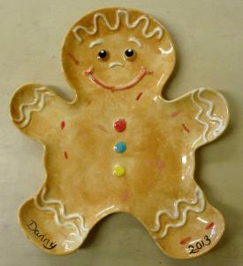 Gingerbread-plate-example
